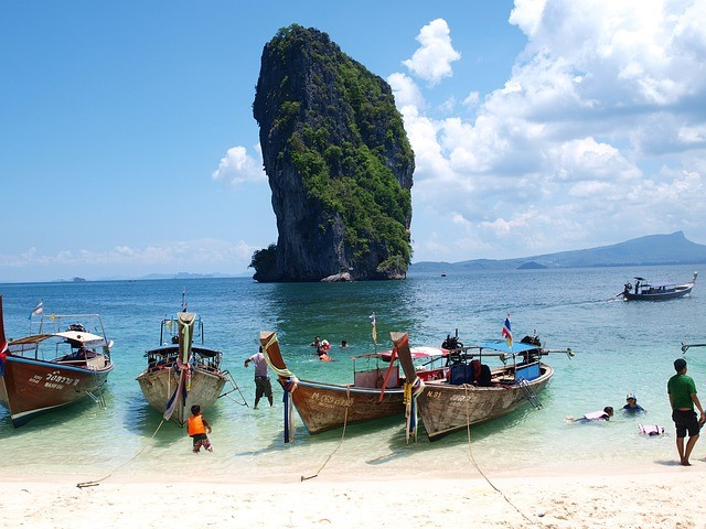 Kegiatan Seru yang Cocok Untuk Bulan Madu di Krabi, Thailand