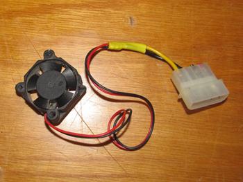 вентилятор 30*30 мм 12 В