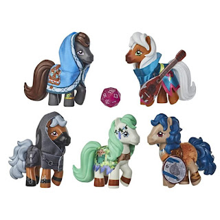 My Little Pony Dungeons & Dragons MLP Crossover Collection
