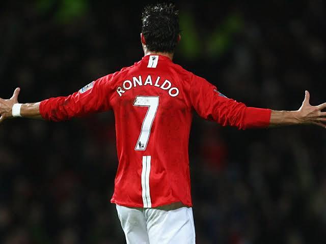 Alternatif 5 Nomor Punggung Paling Pas Digunakan Cristiano Ronaldo di Manchester United