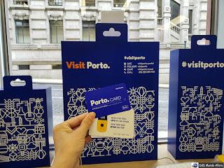 Porto Card: transporte, entrada grátis e descontos