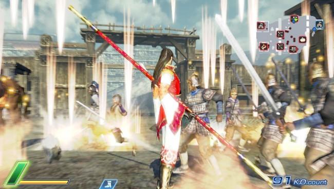 Dynasty Warriors Next Screenshot 01 650x368 - Dynasty Warriors Next PS VITA