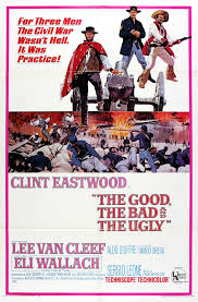THE VAMPIRE JESUS SATURDAY NIGHT MOVIE! TONIGHT'S FEATURE: THE GOOD, THE BAD AND THE UGLY (1966)