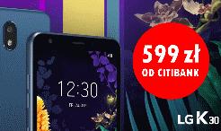 LG K30 Dual Sim za kartę Citi Simplicity