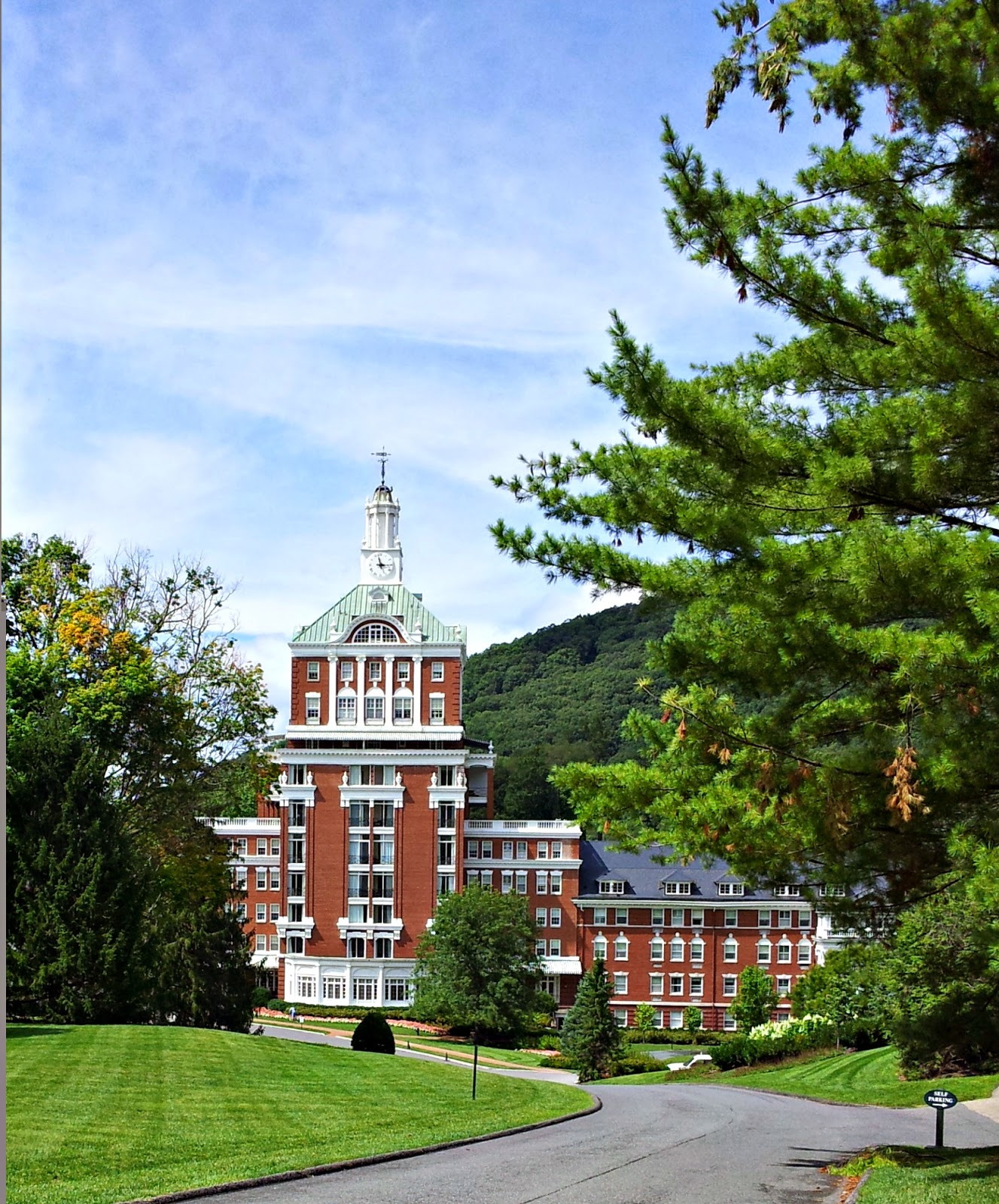 Omni Homestead in Hot Springs, VA