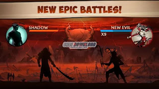 Shadow Fight 2 v2.2.2 Mod Apk Terbaru (Mod Money, Diamond)