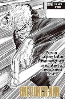 Update! Baca Manga One Punch Man Chapter 198 Full Sub Indo
