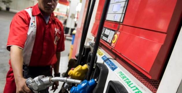 Breaking News: Harga BBM Non-Subsidi Naik 300 Rupiah Mulai 5 Januari 2017 Pukul 00.00
