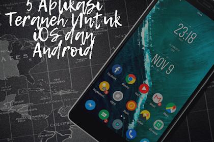 5 Aplikasi Teraneh Untuk iOS dan Android