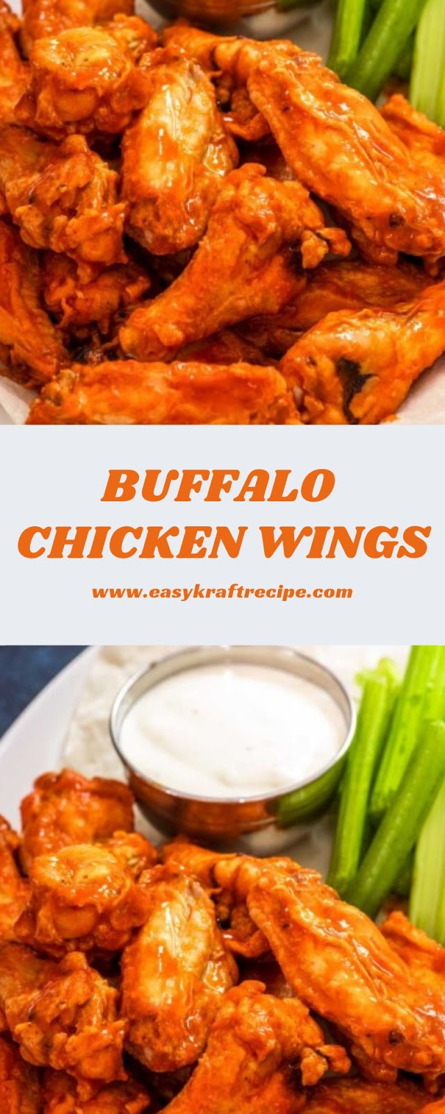 BUFFALO CHICKEN WINGS
