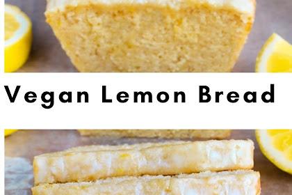 Vegan Lemon Bread