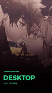 Fujimaru Ritsuka x Mashu Kyrielight - Fate/Grand Order Wallpaper
