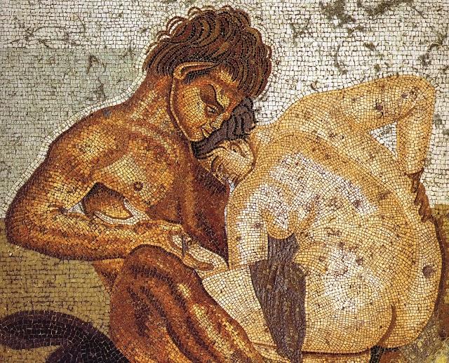 The Curious Sex Life of Julius Caesar