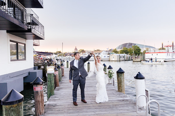 Annapolis Waterfront Hotel Wedding 2021 photographed by Heather Ryan Photography