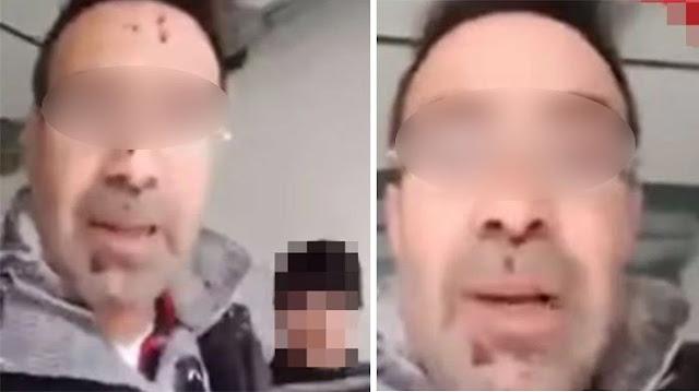 Setelah Tikam Istri dengan Wajah Masih Berlumuran, Pria ini Langsung Live di Facebook