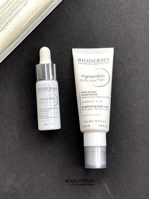 bioderma pigmentbio c concentrate c vitaminli gece serumu incelemesi 4