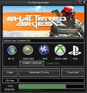 Shattered Skies CD Key Generator (Free CD Key)