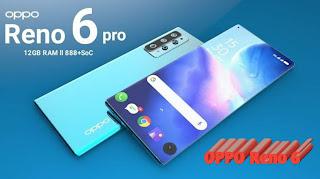مواصفات وسعر _ مميزات وعيوب هاتف اوبو رينو 6 Oppo Reno