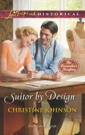 Cover for Suitor by Design