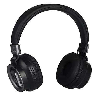 Zebronics Zeb-Bang Foldable Wireless Bluetooth Headphones | Best Bluetooth Headphones in India Under 2000 | Best Bluetooth Headphones Reviews