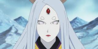 Boruto remaja terbukti memiliki kendali penuh atas Jougan dan karma . Boruto muda belum menguasai dua hal ini. Bahkan di usia muda, Sasuke, Hinata, dan Neji terbukti memiliki penguasaan atas kekkei genkai mereka.  Meskipun Boruto belum bisa mengendalikan Jougan, dia pada akhirnya akan belajar mengendalikannya. Saat ini, penggemar hanya bisa bertanya-tanya apa yang harus dilalui Boruto untuk menguasai kontrol itu. Jougan dan karma Boruto muncul secara acak; Namun, suatu hari nanti dia akan bisa mengendalikan Jougan.