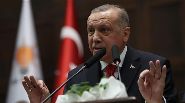 Turkish President Recep Tayyip Erdogan To Teach A Lesson To Libyan Rebel Commander If Anti-government Offensive Resumes
