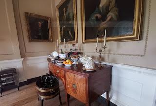 Nº 1 Royal Crescent, un museo muy aconsejable.