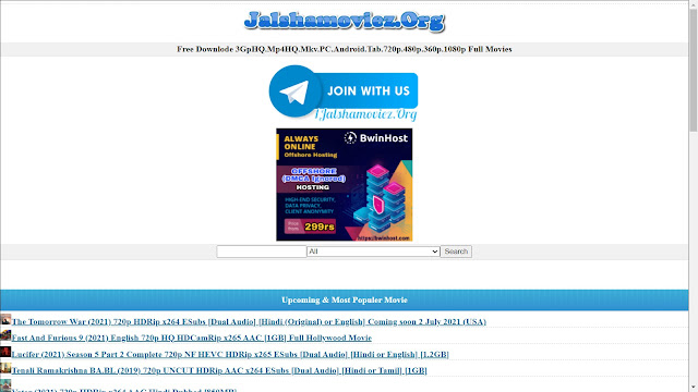 Jalshamoviez Pw 2021 HD Bollywood Web Series Movie Downloading Website