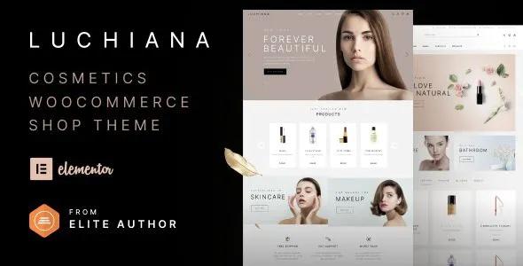 Best Cosmetics Store & Beauty Shop WooCoomerce Theme