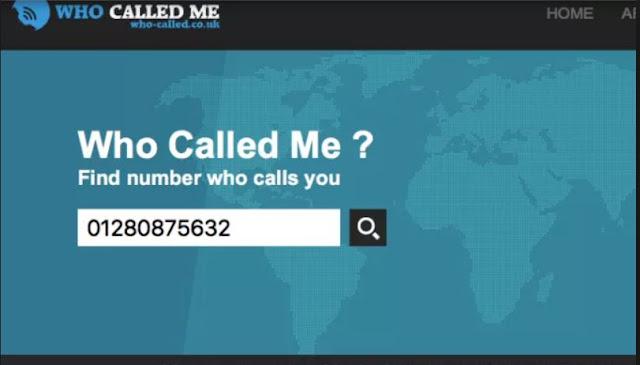 موقع للبحث عن أي شخص عبر رقم الهاتف