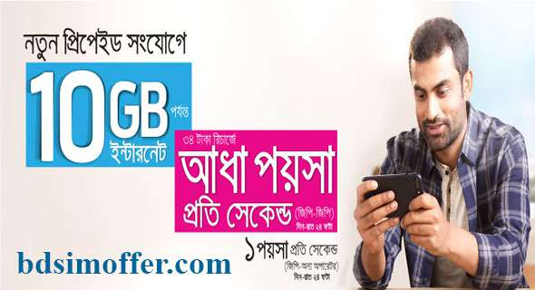 Grameenphone New Sim Offer
