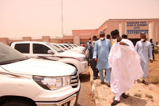 No Single Ventilator, But Nasarawa Buys N500m Cars For Lawmakers (Photos)