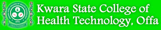 Kwara College of Health Tech, Offa 2017/18 Admission List [1st Batch]