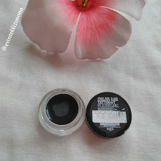 MAYBELLİNE COLOR  TATTOO - TİMELESS BLACK