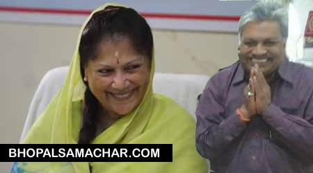 खबर पर मुहर: यशोधरा के आशीर्वाद से मिला देवेन्द्र को टिकट | MP NEWS