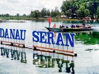 Wah Keren Nih! Lokasi Tambang Intan Jadi Wisata Alam Danau Seran