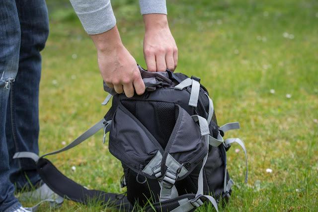 Gear of the Week #GOTW KW 16  Hama Kamera-Rucksack Trekkingtour 140  Wanderrucksack für Fotografen 03