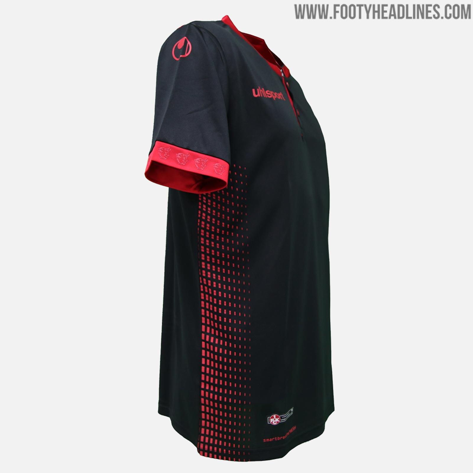 45fcc0b19bf Based on Uhlsport s kit template for the 2018-19 season