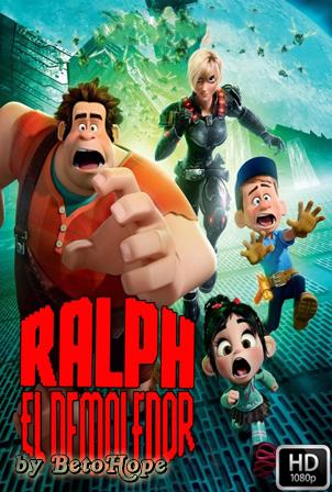 Ralph El Demoledor [2012] [Latino-Ingles] HD 1080P [Google Drive] GloboTV
