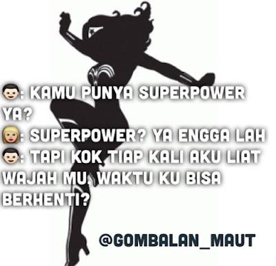 15 Meme 'Chat Gombal' yang Maut Abis, Jomblo Merapat!