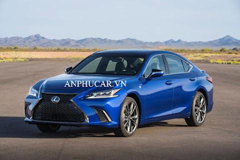 Khám phá toàn diện mẫu xe Lexus ES250 2020, cập nhật giá xe