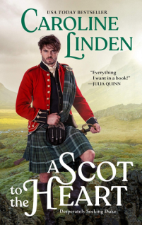 A Scot to the Heart cover