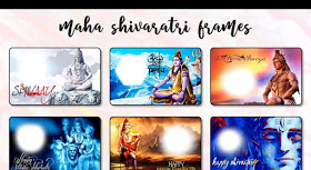 Maha Shivaratri Photo Frames Mobile App