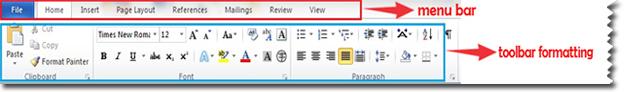 Belajar komputer dasar, mengetahui fitur Microsoft Word