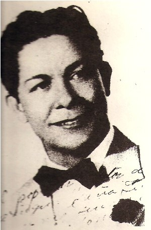 Eduardo Brito: afamado barítono dominicano que murió cantando hace ya 75 años