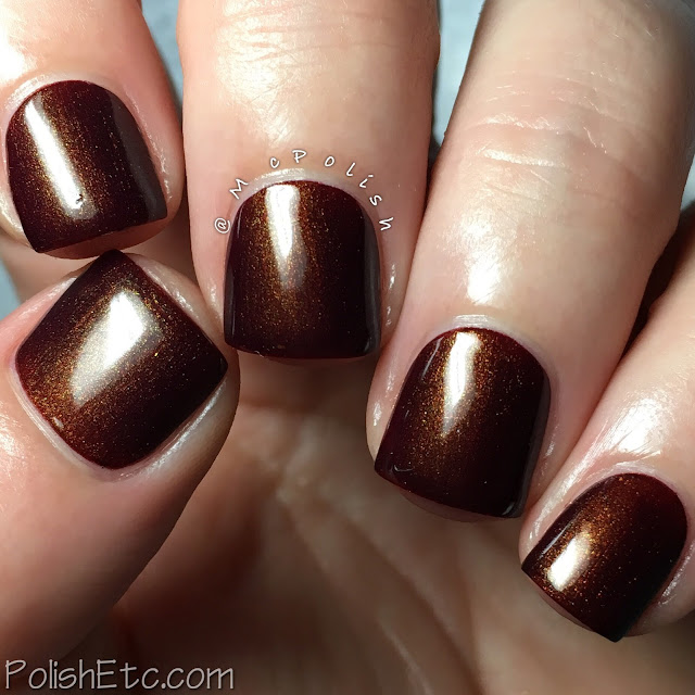 Pahlish - 12 Days of Christmas Collection - McPolish - Three French Hens