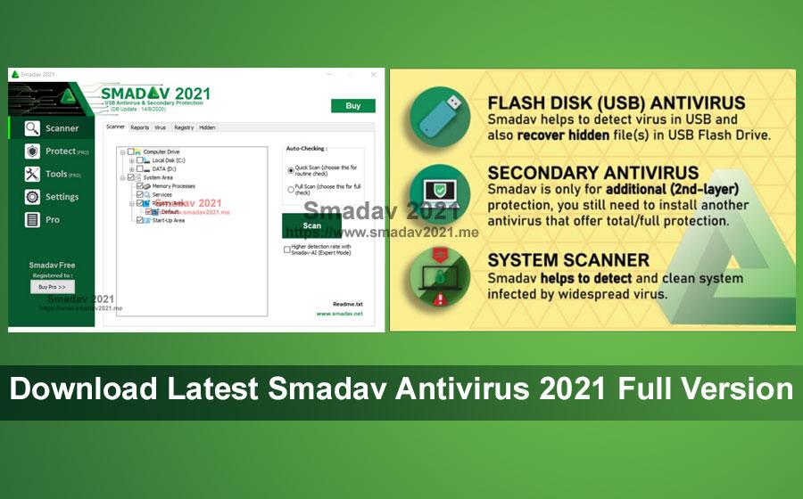 Download Latest Smadav Antivirus 2021 Full Version