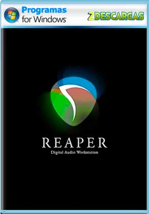 Reaper full español mega y google drive descargar