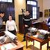 Alumnos del ISPAF visitaron el Museo Ferroviario