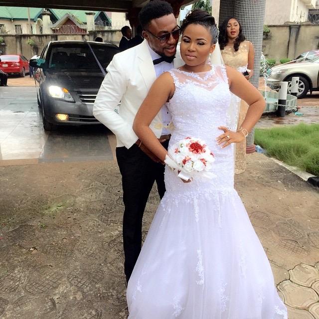nosa rex okunzuwa wedding pictures